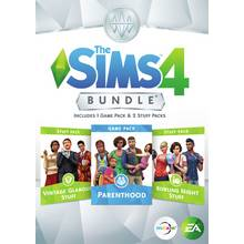 The Sims 4 Bundle Pack: Parenthood PC Game