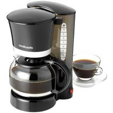 Cookworks Filter Coffee Maker - Black