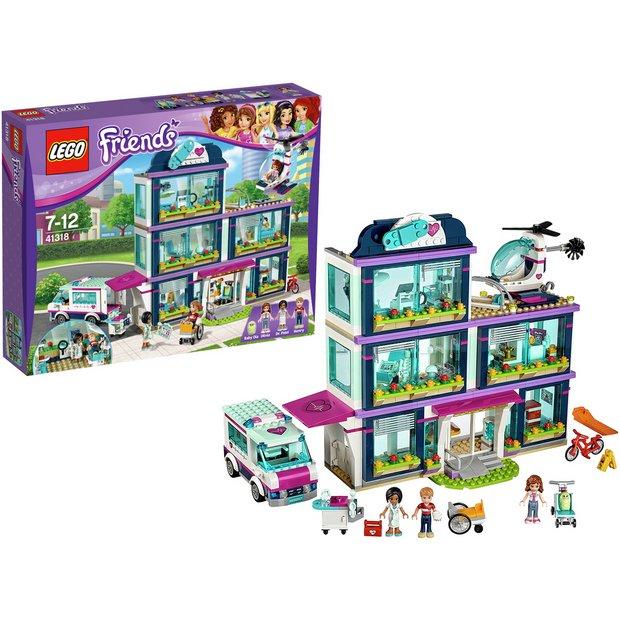 Find Lego 41225 Friends Horse Vet Trailer Construction Toys Shop