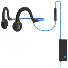 Aftershokz Sportz In-Ear Sports Headphones with Mic - Blue