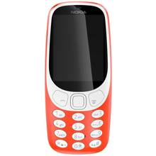 EE Nokia 3310 Mobile Phone - Red