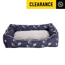 Woodland Sqare Medium Pet Bed