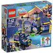 more details on LEGO DC Super Hero Girls Batgirl Bunker - 41237.