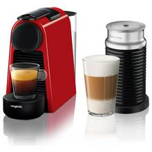 Magimix Nespresso Essenza Bundle - Red