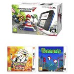 more details on Nintendo 2DS with Mario Kart 7, Pokemon Sun & Terraria