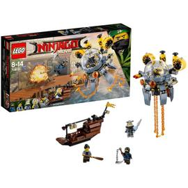LEGO Ninjago Movie Flying Jelly Sub - 70610