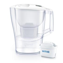 Brita Aluna Fridge Water Filter Jug - White