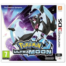 Pokemon: Ultra Moon Nintendo 3DS Game