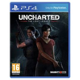 Uncharted: the Lost Legacy PS4 Game