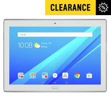 Lenovo Tab 4 Plus FHD 4 10 Inch 16GB Tablet - White