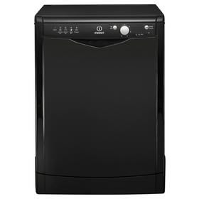 Indesit DFG15B1K Full Size Dishwasher - Black