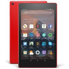 Amazon Fire HD 8 32GB Tablet with Alexa - Red