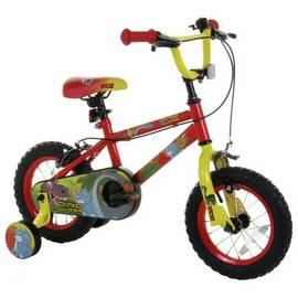 12 Inch Kids Bike - Dino Dudes