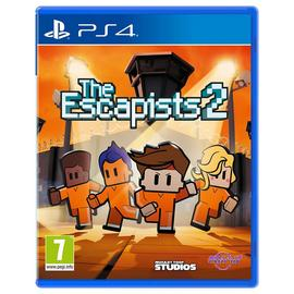 The Escapists 2 PS4 Game