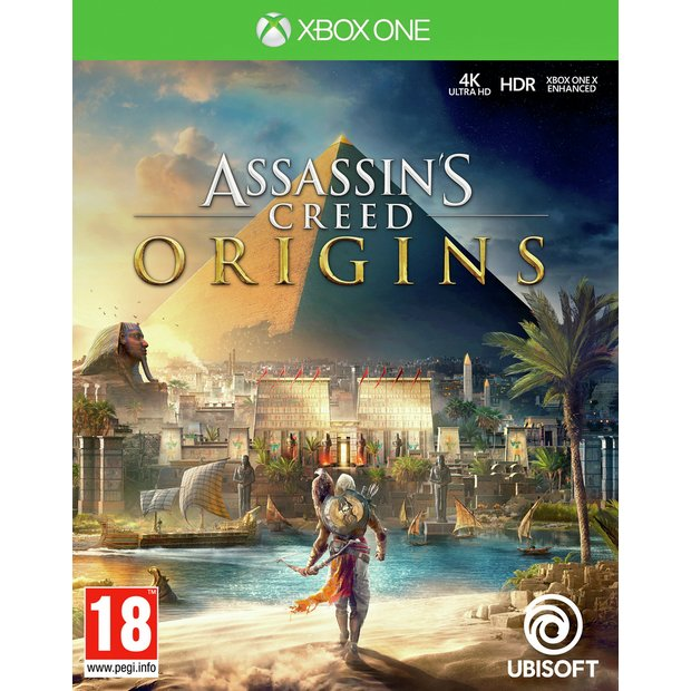 Buy Assassin S Creed Origins Xbox One Game Xbox One Games