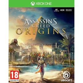 Assassin's Creed Origins Xbox One Game.