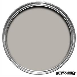 Rust-Oleum Chalky Matt Furniture Paint 750ml - Flint