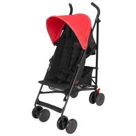 Mac by Maclaren Black & Redstone M2 Pushchair