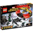 more details on LEGO Marvel Super Heroes Thor Commodore Ship - 76084.