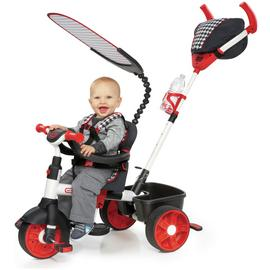 Little Tikes 4-in-1 Sports Edition Trike - Red/ White