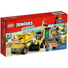 LEGO Juniors Demolition Site - 10734