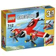 more details on LEGO Creator Propellor Plane Playset - 31047.