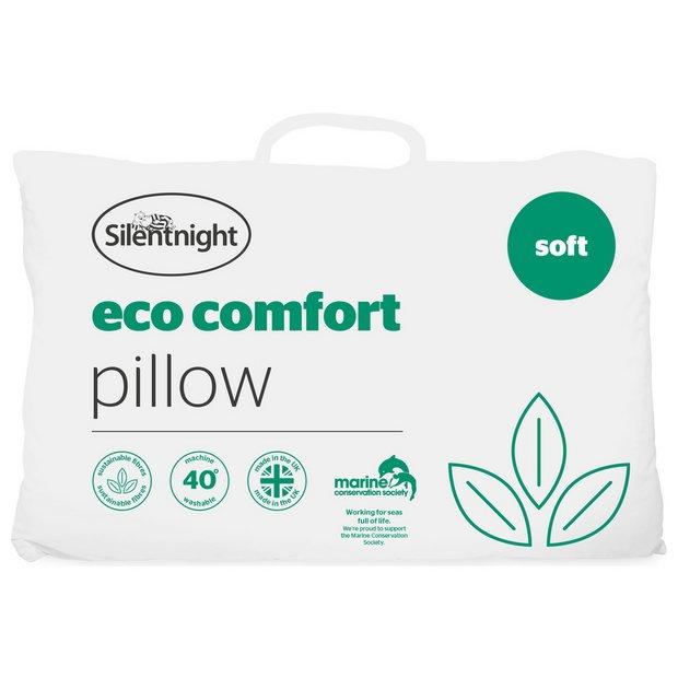 Buy Silentnight Eco Comfort Soft Pillow