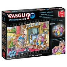 Wasgij Mystery 17 Catching a Break Puzzle