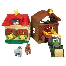 Chad Valley Happy Farm House Playset