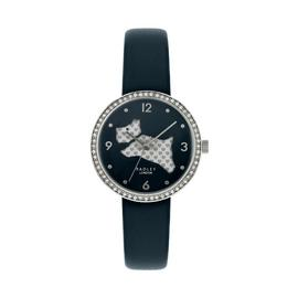 Radley London Ladies Blue Leather Strap Watch