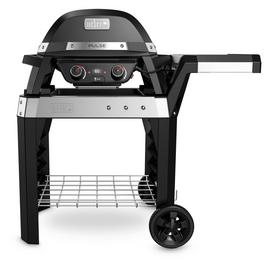 Weber Pulse 2000 Electric BBQ Grill with Cart