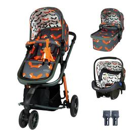 Cosatto Giggle 3 Travel System Bundle - Mr Fox