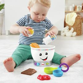 Fisher-Price Magic Colour Mixing Bowl
