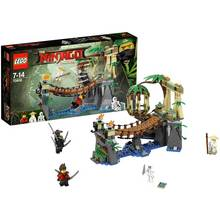 LEGO Ninjago Movie Master Falls - 70608