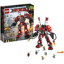 LEGO Ninjago Movie Fire Mech - 70615