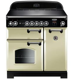 Rangemaster Classic 90cm Induction Range Cooker - Cream