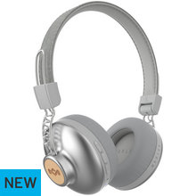 Marley Positive Vibration 2.0Wireless Headphones - Silver