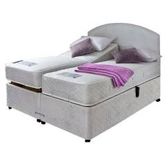 MiBed Adjustable 5 Barrow King Bed