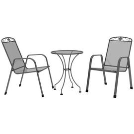 Royal Garden Savoy 2 Seater Metal Bistro Set