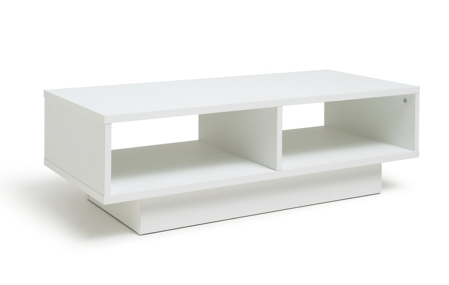 small white tv stand Buy Argos Home Cubes TV Unit   White | Entertainment units and  small white tv stand