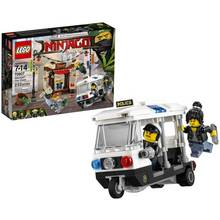 LEGO Ninjago Movie City Chase - 70607