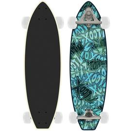 Xootz 27 Inch Carve Board - Marble