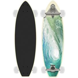 Xootz 27 Inch Carve Board - Wave