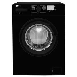 Beko WTG820M1B 8KG 1200 Spin Washing Machine - Black