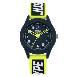 Hype Children's Blue Silicone Strap Watch
