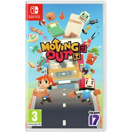Moving Out Nintendo Switch Game Pre-Order