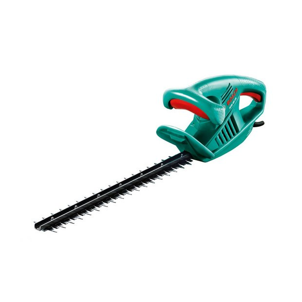 buy bosch ahs 45 16 corded hedge trimmer 420w at argos. Black Bedroom Furniture Sets. Home Design Ideas