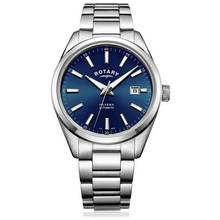 Rotary Men's Stainless Steel Havana Automatic Watch