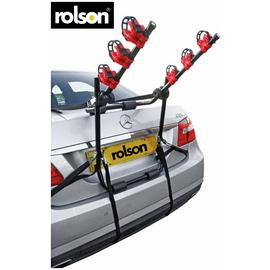 Rolson 3 Bike Carrier Rack