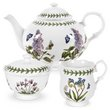 more details on Portmeirion Botanic Garden 3 Piece Tea Set.